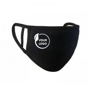 pralne 2-slojne maske s potiskom